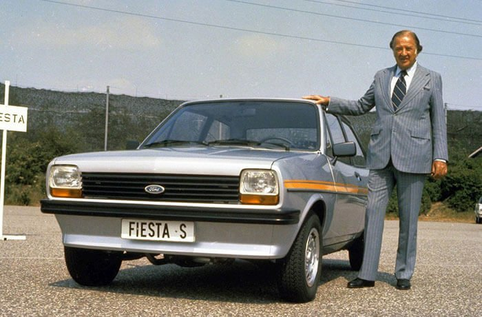 Ford Fiesta cars