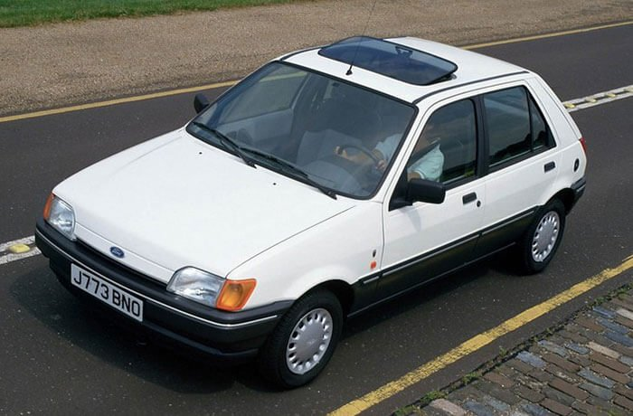 Ford Fiesta Mark 3