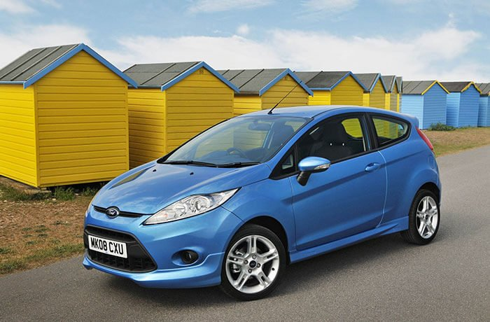 Ford Fiesta Mark 6
