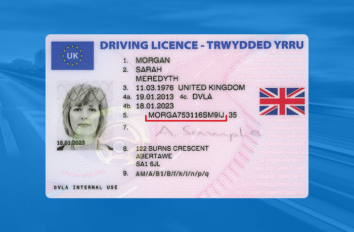 How to check your driving licence online - Confused com