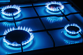 gas hob - comparing gas tariffs to save money