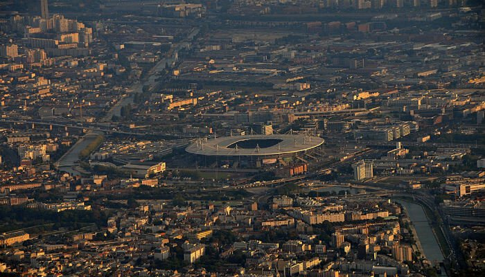 Stade de france paris rugby
