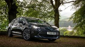 Toyota Corolla Touring Sports (2019 onward) 1.8 Hybrid
