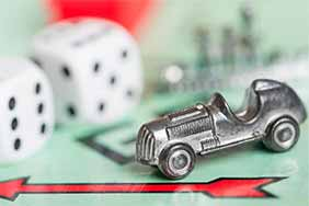 Car insurance extras - monopoly car