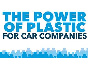 Plastic power for car companies