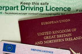 driving licence categories and codes