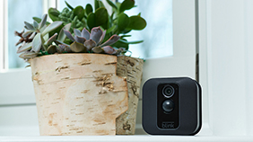 Amazon blink security device