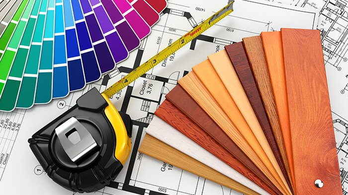 Items needed for home improvement