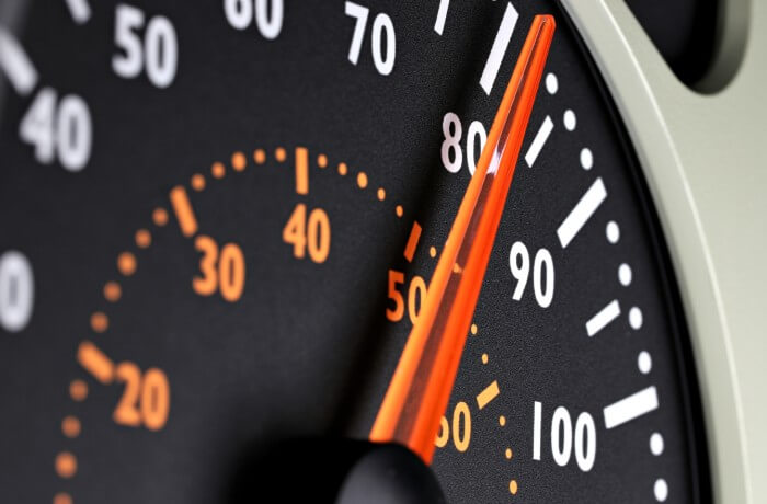 Motorway speed limit increased