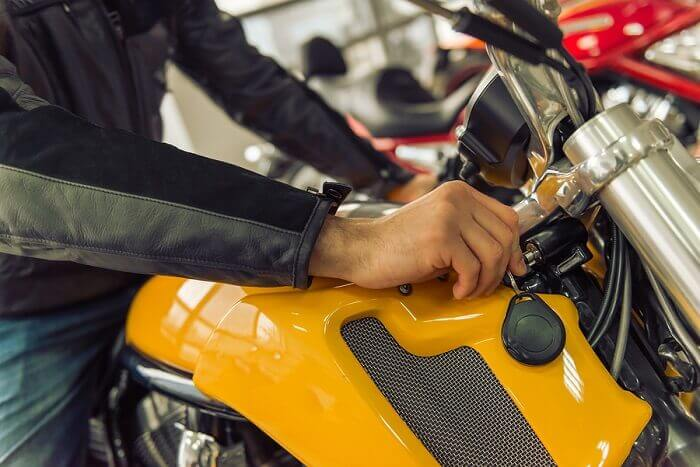 How to pass your motorcycle MOT with flying colours