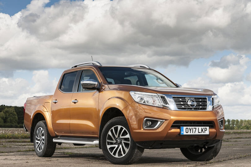 Navara pick-up