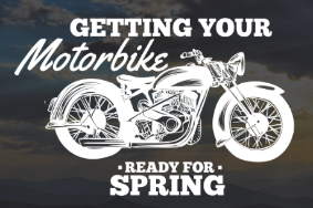 Prepare for spring with our motorbike infographic