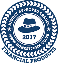Honest John approved trader award - Confused.com
