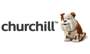 Churchill van insurance logo
