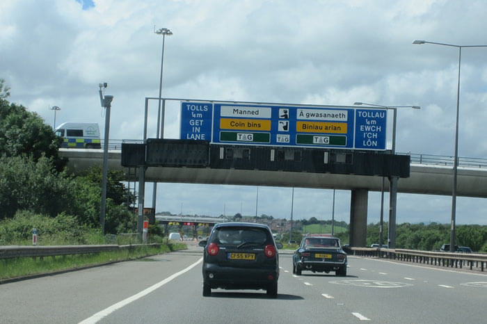Toll roads explained